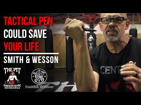 A Tactical Pen Could Save Your Life