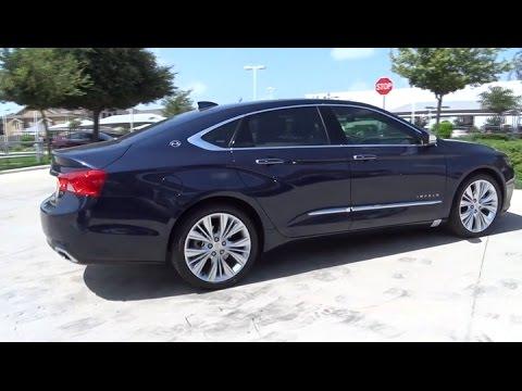 2016 Chevrolet Impala San Antonio, Houston, Austin, Dallas, Universal City, TX C61108 thumbnail