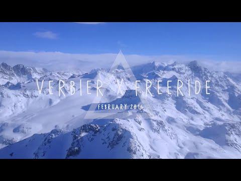 Verbier x freeride | february 2016 | gopro hero4