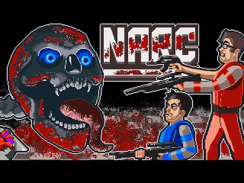 NARC (Arcade) James & Mike Mondays