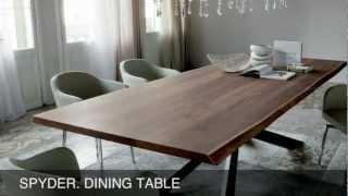Iatrou Furniture Spyder Dining Table Design