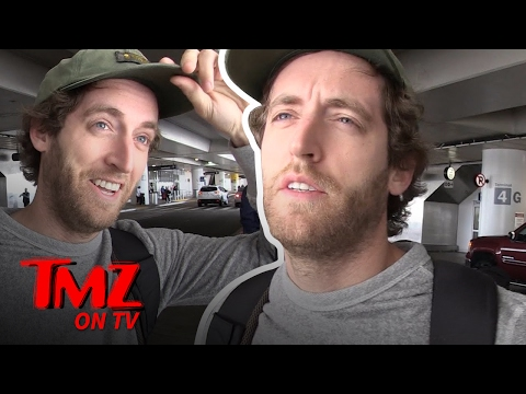 Silicon Valley Star Thomas Middleditch Is A HUGE 'Bachelor' Fan | TMZ TV