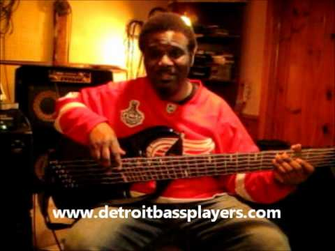 Detroit Bass Player