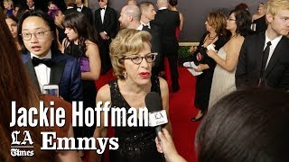Emmys 2017: Jackie Hoffman Talks About What Show's Mamacita Would Like | Los Angeles Times