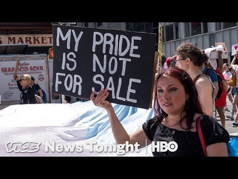 Reclaim Pride & Overcrowding Migrant Facilities: VICE News Tonight Full Episode (HBO)