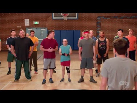 gay dodgeball 1  The Real O'Neals tv series