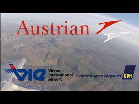 TRIPREPORT | Vienna - Copenhagen | Austrian Airlines (ECONOMY CLASS) | Airbus A320
