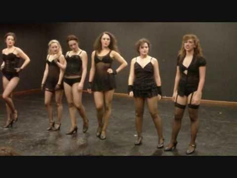 Mina Kaye - The Cell Block Tango (Chicago)