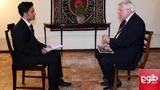 PURSO PAL: Interview With UN's Stephen O'Brien / پرس وپال: مصاحبه با نماینده ملل متحد ستیفن اوبرائین
