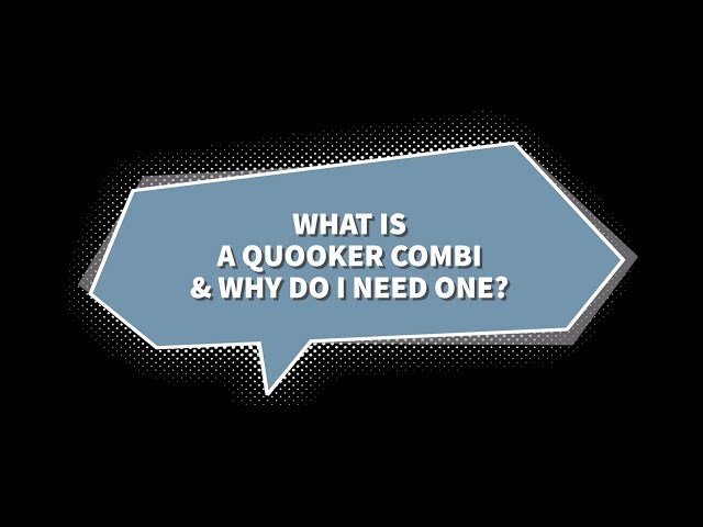 What is a Quooker Combi and why do I need one?