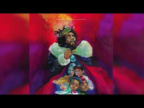 J. Cole - Once an Addict (Clean) (Interlude) (KOD)