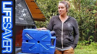Best Water Filter for Long-Term Overland Travel - Review After 1 Year of Continuous Use