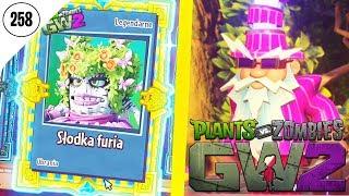 SŁODKA FURIA LEGENDARNY WYGLĄD DLA PNIAKA - Plants vs Zombies Garden Warfare 2
