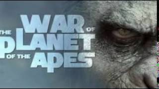 War For The Planet Of The Apes 2017- مترجم