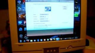 NEC AccuSync 75F Monitor