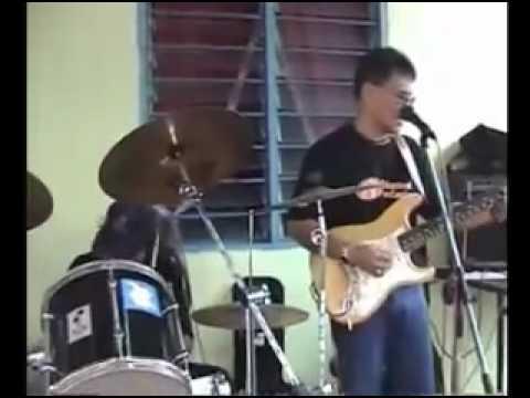 AMS Band Masai   'sumpah setia' Ahmad Jais cover