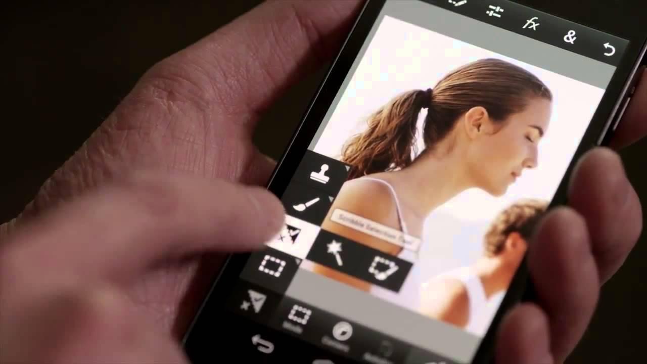 можно создать как расширить фото на телефоне уходила, хотя