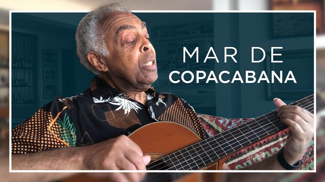 GILBERTO GIL | Mar de Copacabana [Voz e Violão] | #CasaDoGil