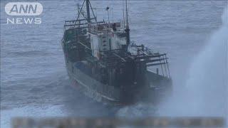 日本海で増える外国漁船の違法操業 中国は10倍に(20/01/08)