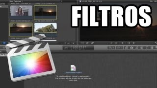 Final Cut Pro X - #9: Filtros