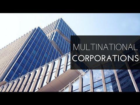 Multinational Corporations (Hindi) B.COM/M.COM,NET/JRF
