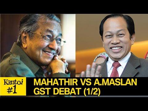 Mahathir VS Ahmad