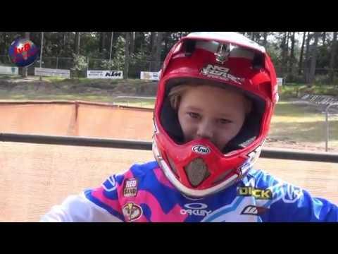 Motocross  ONK  en  NK  bij MSV-NOV in Heerde ( 3- 09 -2017 )  movie