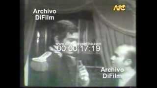 DiFilm - Reportaje de Jorge Jacobson a Alfredo Alcon (1969)