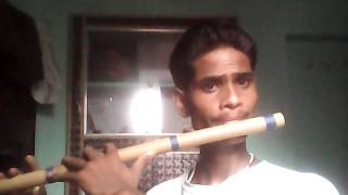 Karz movie theme music on flute