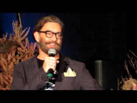Timothy Omundson Saturday Panel DCCon 2016
