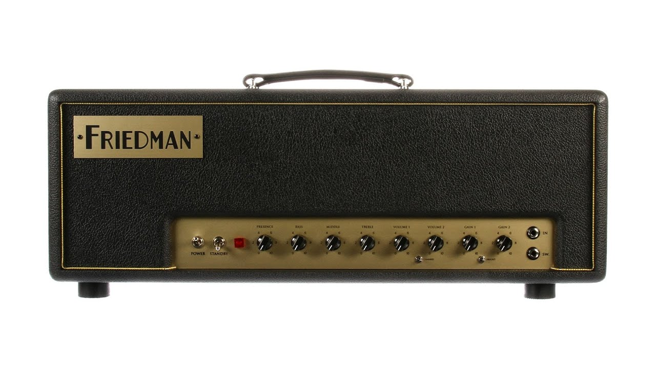 Friedman Small Box : friedman small box tube amp demo by sweetwater sound youtube ~ Vivirlamusica.com Haus und Dekorationen