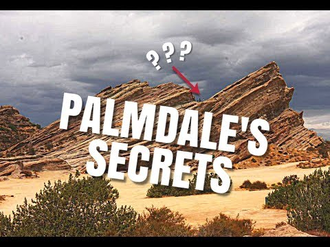 What's In Palmdale, CA 4K Cinematic