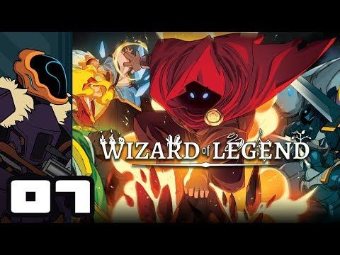 Let's Play Wizard of Legend - PC Gameplay Part 7 - BEEEEEAAAAAM