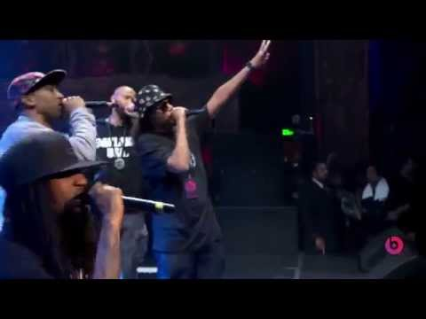 Souls Of Mischief 93 til infinity Live at Beats Music By DRE