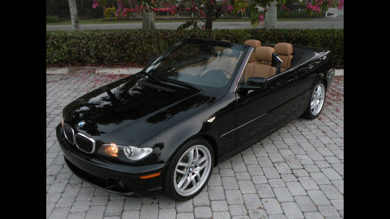 2006 Bmw 330ci Convertible Used Bmw For Sale Fort Myers