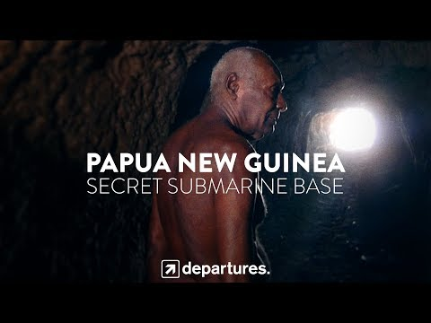 DEPARTURES | S3 E5 | PAPUA NEW GUINEA | Secret Submarine Base