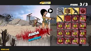 Zombies Can't Jump 2 Gameplay Walkthrough
