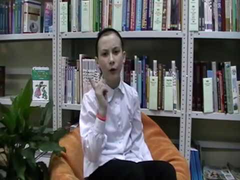 Изображение предпросмотра прочтения – ЯнаИванникова читает произведение «Волк на псарне» И.А.Крылова