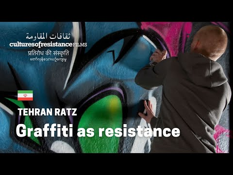 Tehran Ratz: Graffiti for a New Iran