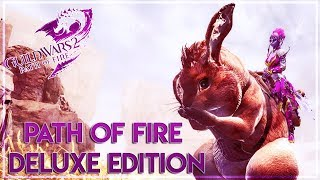 Guild Wars 2 Path of Fire DELUXE EDITION | REVIEW/OVERVIEW