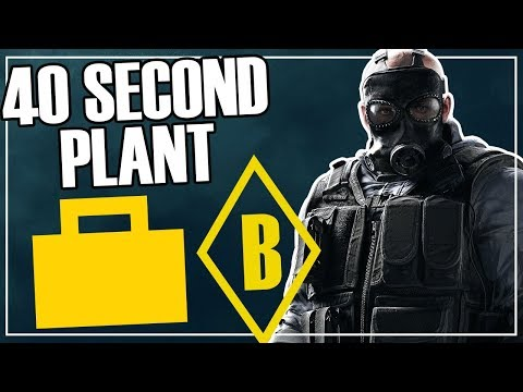 Copper To Diamond: The Rush Plant - Rainbow Six Siege