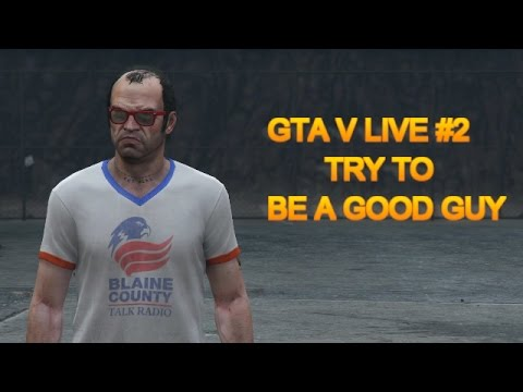 GTA 5 Live REAL LIFE (PS4) #2 LOL GAMER