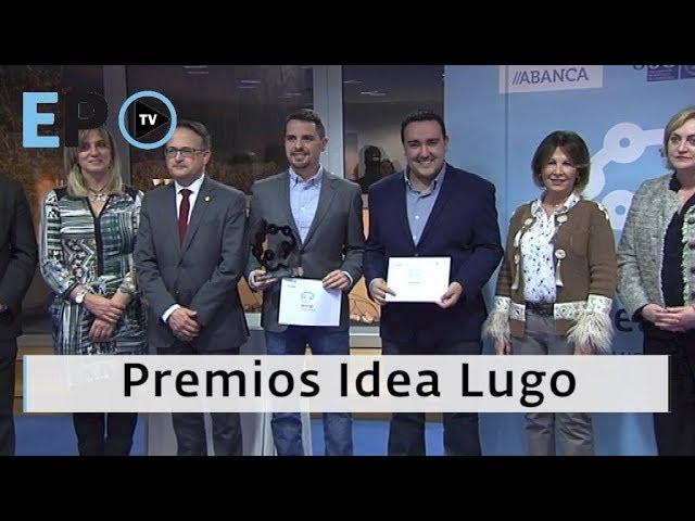 Los IdeaLugo premian el carácter innovador de Eicpar y Smartwood