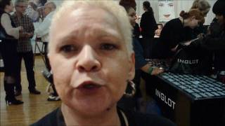 Motives Cosmetics-Exclusive Interview Makeup Show NYC 2011 Showcase Thumbnail