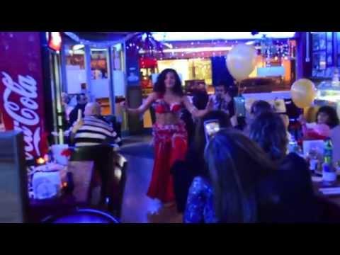 House Darbuka Belly Dance By Farrah