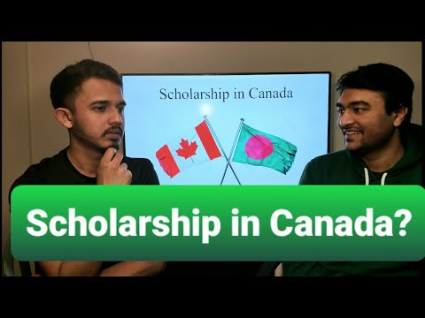 Canada Student Visa Bangla: How To Get/ Apply Full Scholarship In Canada? (2020)