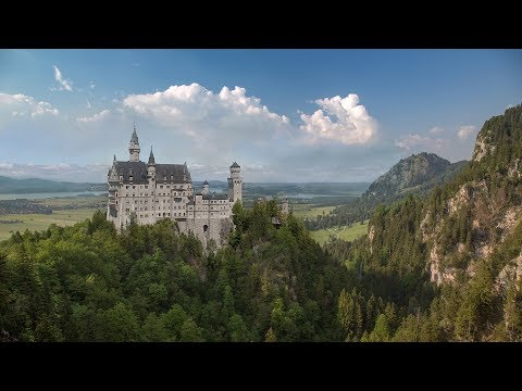 Romantic Road In Germany (Bavaria)