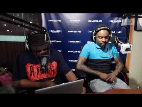 Wale Shares His Evolution Creating The Gifted Album and Dating Life on Sway in the Morning