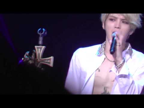 """131217  Jaejoong WWW Tour in Osaka """"Now is Good"""""""