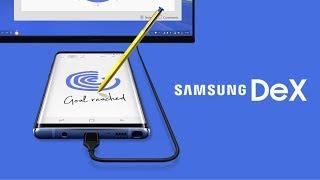 Galaxy Note 9 với Dex có thay thế được máy tính?